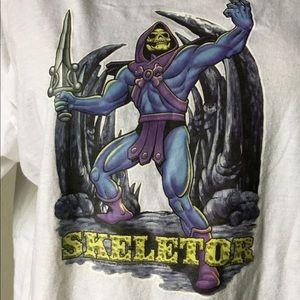 Vintage Masters of the Universe Skeletor Shirt